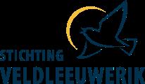 Het logo van Stichting Veldleeuwerik