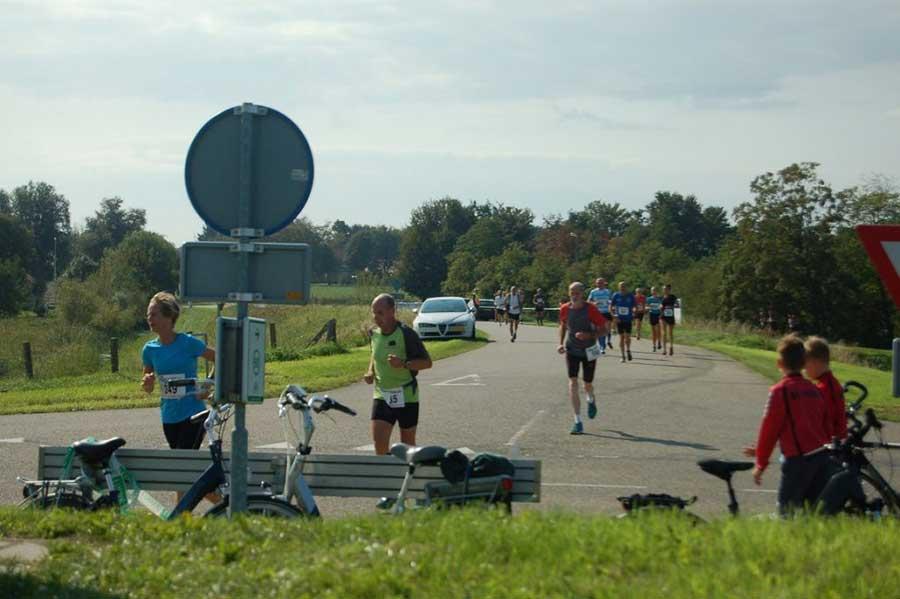 Ketelhavenloop vlakbij Komeco Flevoland