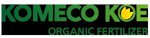 Komeco koemestkorrels logo